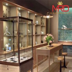 TỦ KỆ SHOP SHOWROOM INOX M16