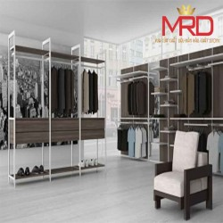 TỦ KỆ SHOP SHOWROOM INOX M18