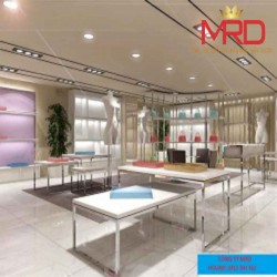 TỦ KỆ SHOP SHOWROOM INOX M20